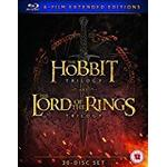 Middle Earth – Six Film Collection Extended Edition [Blu-Ray] [2016]